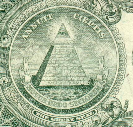 American Dollar obverse